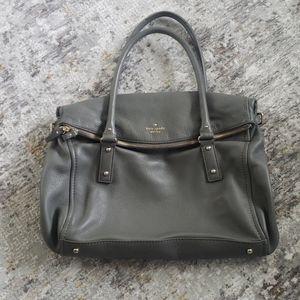 Kate spade cobble hill leslie satchel handbag